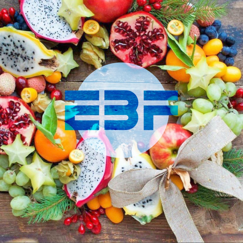 EBF Cargo, leader in the transport and logistics of fruits to the whole world